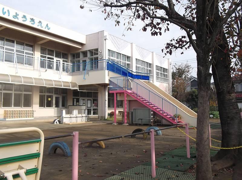 統廃合予定の幼稚園