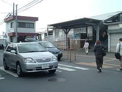 バリアフリーが求められていた入曽駅