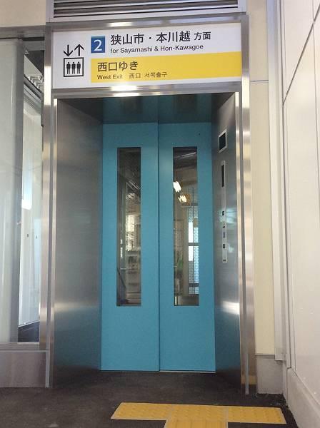 住民運動で実現したエレベーター