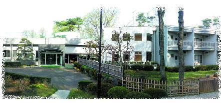 廃止する方向が確認された智光山荘。